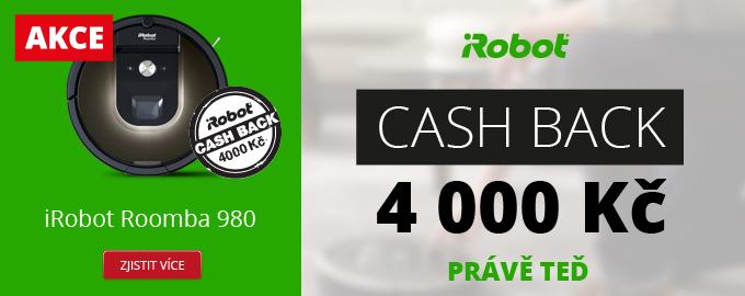 Roomba 980 cashback