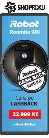 Roomba 980 - CashBack