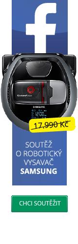 Facebook soutěž Samsung