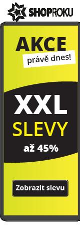XXL slevy