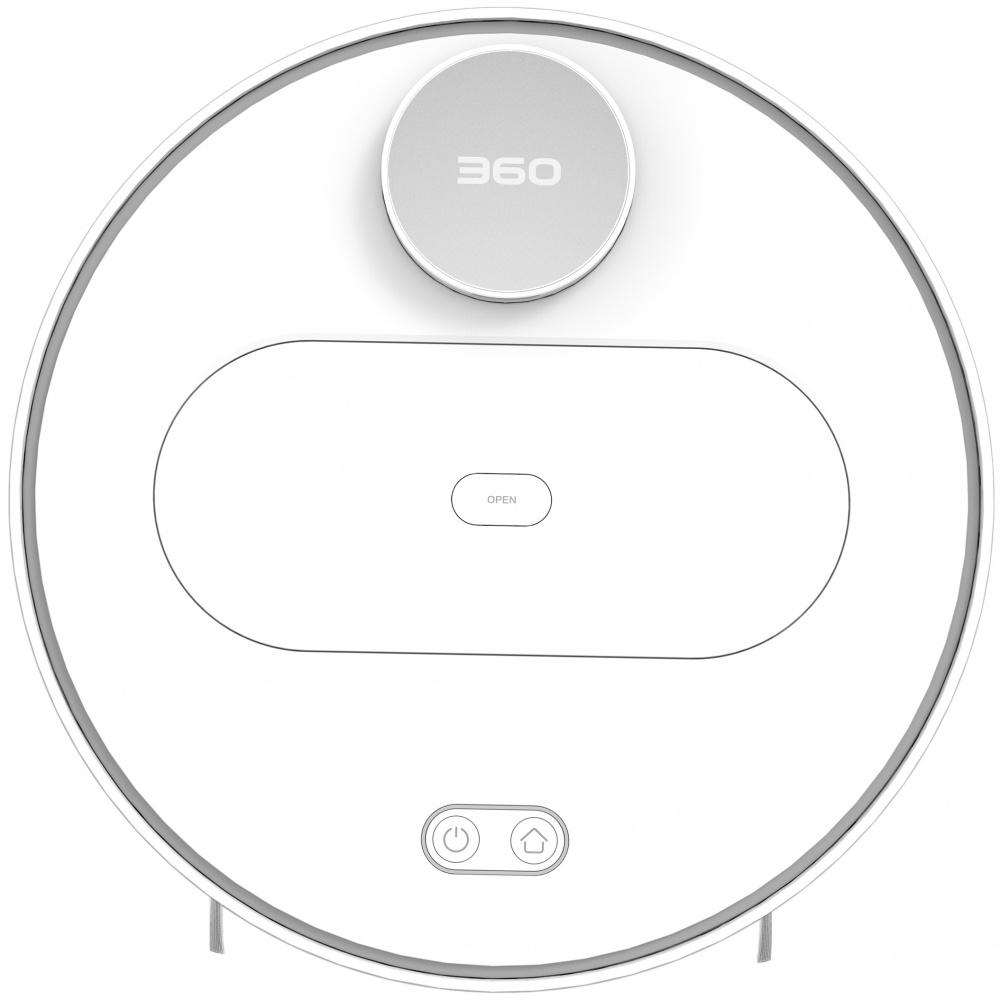 Robotický vysavač a mop 2v1 Symbo LASERBOT 360 S6 - Použitý