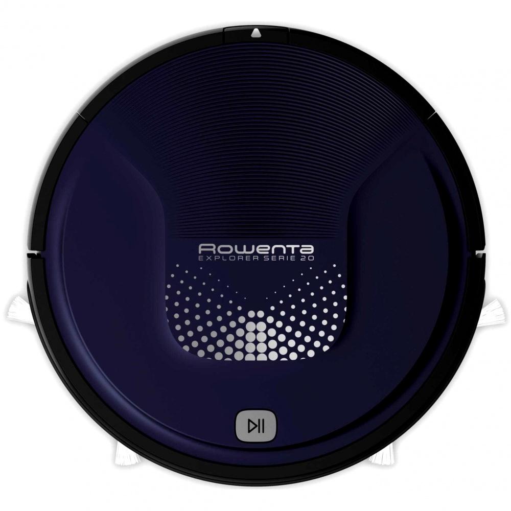 Robotický vysavač a mop 2v1 Rowenta RR6871WH Explorer Serie 20 Aqua