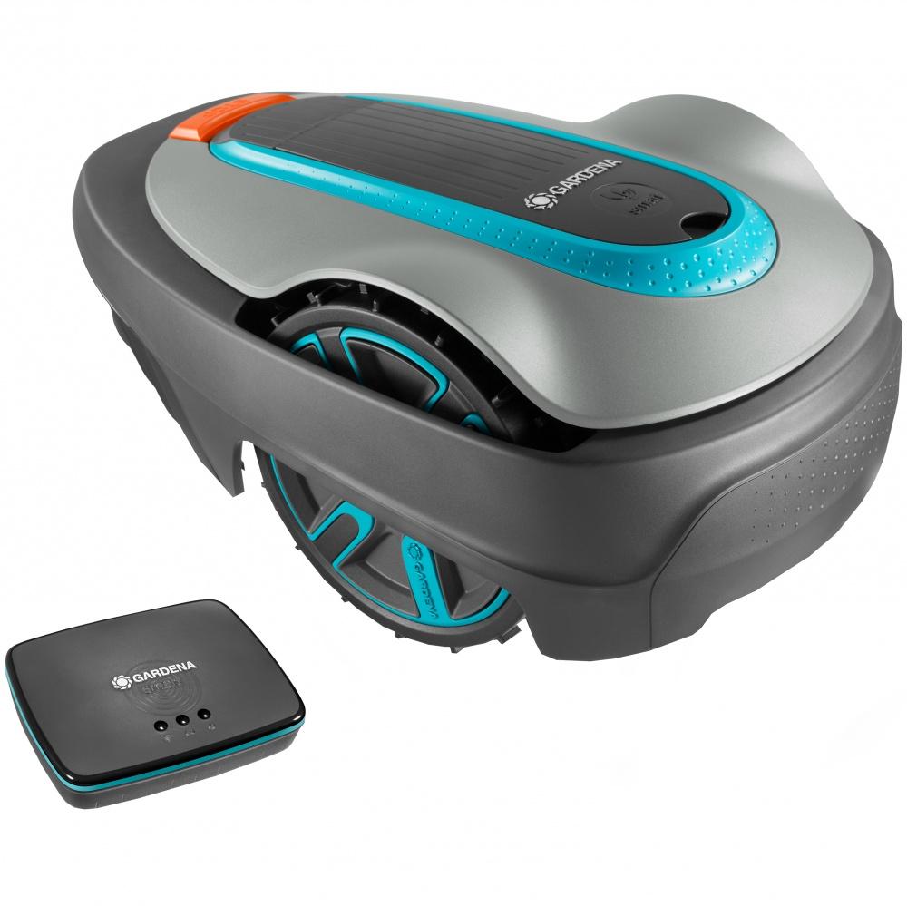 Robotická sekačka Gardena Sileno city 250 smart