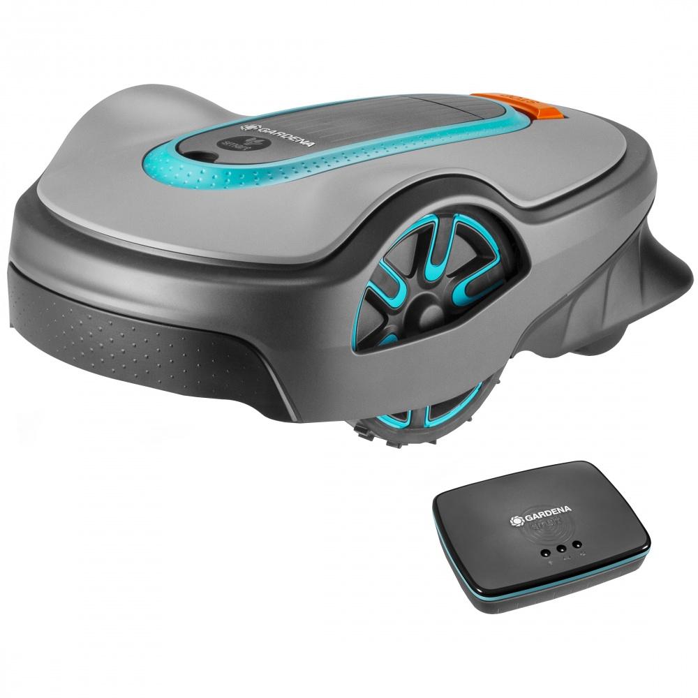 Robotická sekačka Gardena Sileno life 850 smart