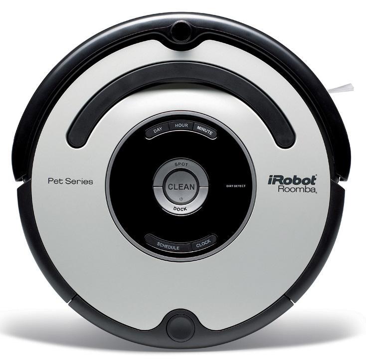 Robotický vysavač iRobot Roomba 555