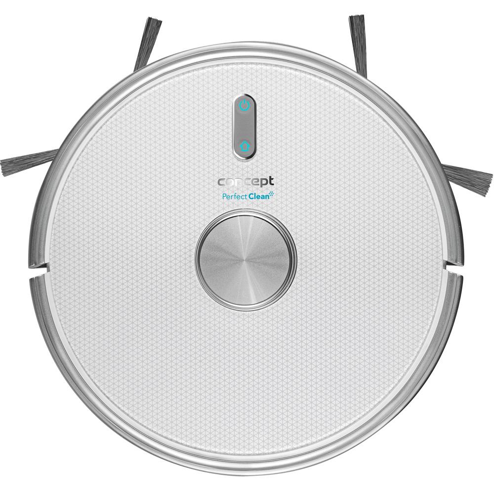 Robotický vysavač a mop 2v1 Concept VR3120 2v1 Perfect Clean Laser - Zánovní