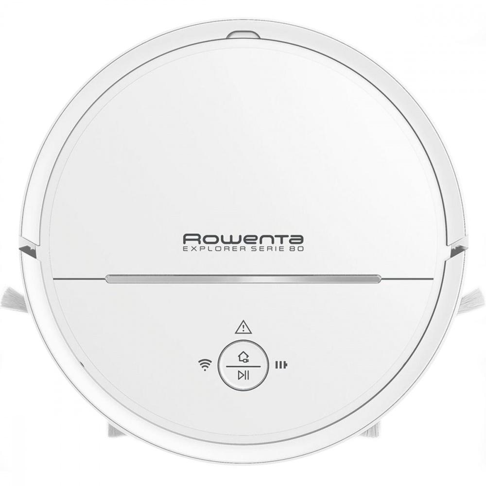 Robotický vysavač Rowenta RR7747WH Explorer Serie 80 - white