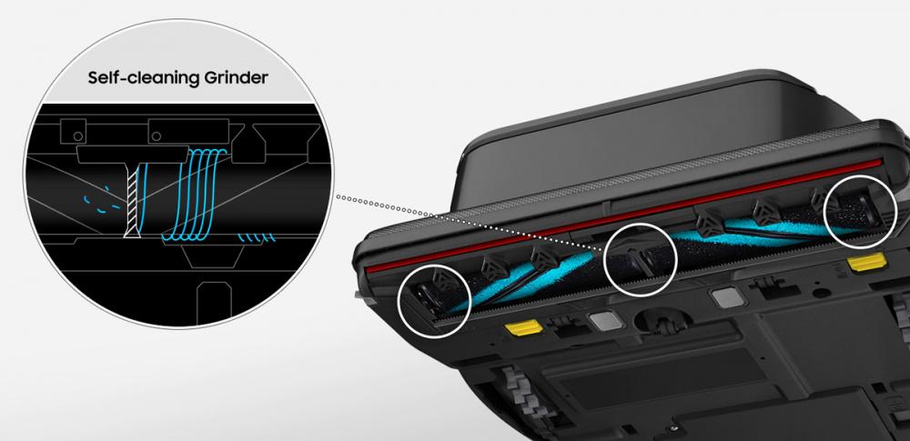 Samsung VR10R7220W1/GE samočistící karáč