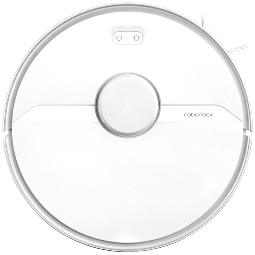 Robotický vysavač Xiaomi Roborock S6 Pure - white - Použitý