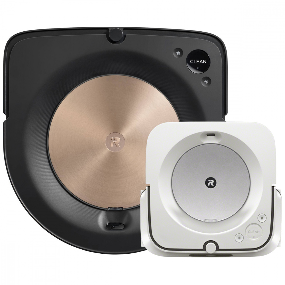 Akční set iRobot Roomba s9 a Braava jet m6