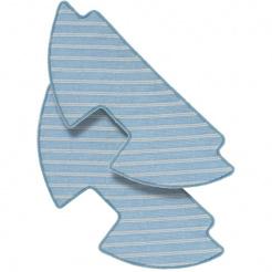 Mopovací textilie pro Rowenta série 80 - 2 ks