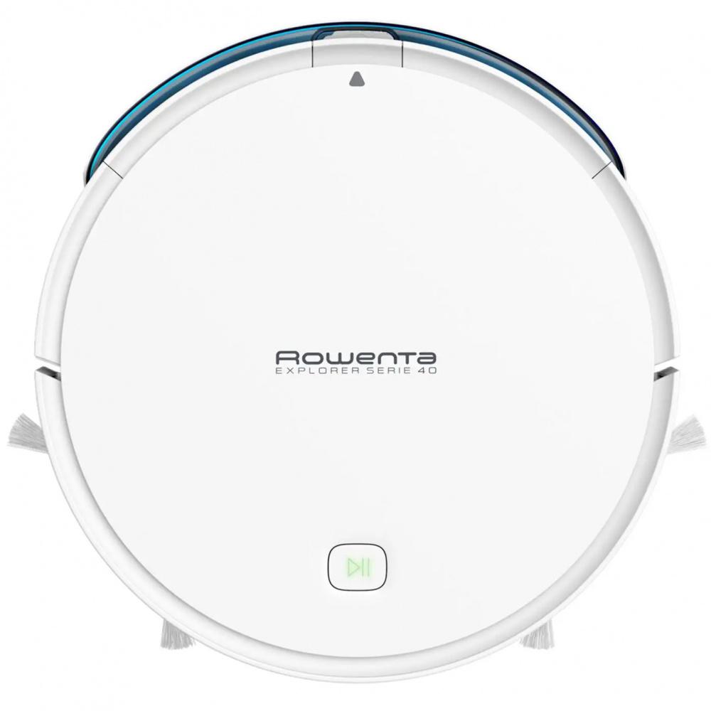 Robotický vysavač Rowenta RR7267WH Explorer Serie 40 - white
