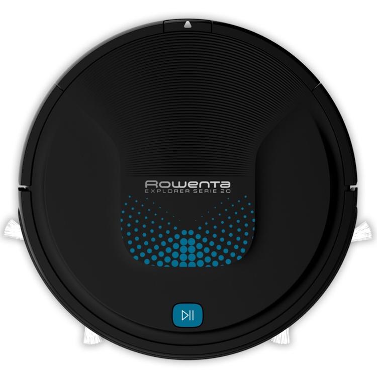 Robotický vysavač Rowenta RR6875WH Explorer Serie 20 Aqua - Zánovní