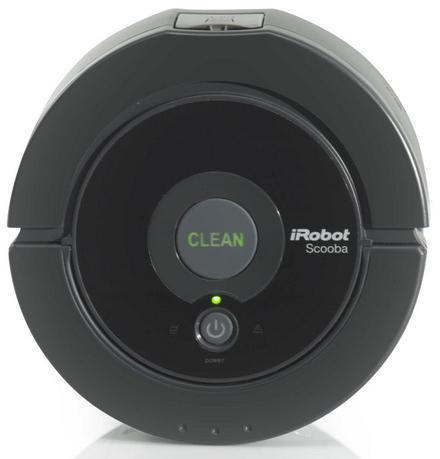 Robotický vytírač iRobot Scooba 230