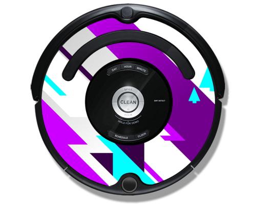iRobot Roomba 500/600 iDress 70s Purple