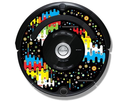 iRobot Roomba 500/600 iDress Space Impact