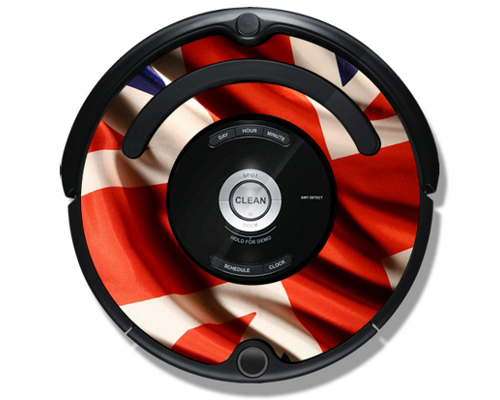 iRobot Roomba 500/600 iDress Windy Patriot