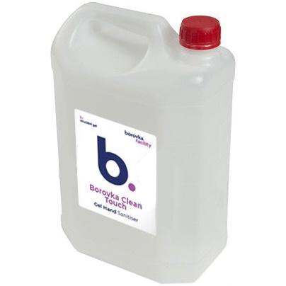 Dezinfekční gel Virucidní dezinfekční gel 3l