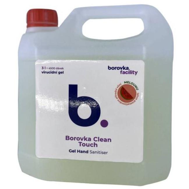 Dezinfekční gel Virucidní dezinfekční gel 3l - meloun