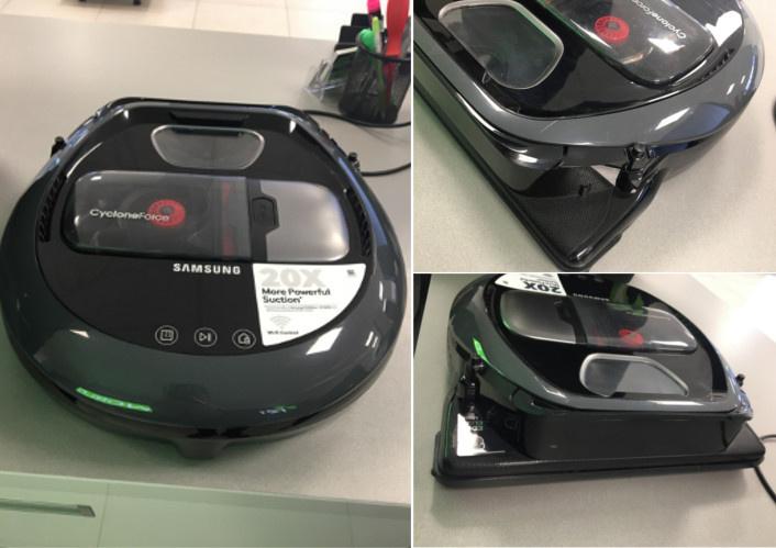 Samsung VR10M703CWG/GE b4 bez ovladače