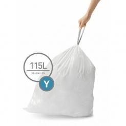 Pytle typu Y do odpadkových košů Simplehuman - 1ks