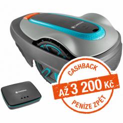 Robotická sekačka Gardena Sileno city 250 smart - Cashback 2000 Kč