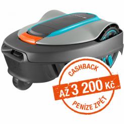 Robotická sekačka Gardena Sileno city 500 - Cashback 2800 Kč