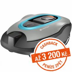 Robotická sekačka Gardena Sileno+ 2000 - Cashback 3200 Kč