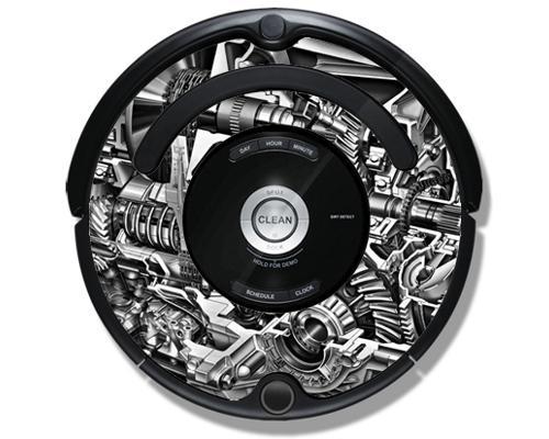 iRobot Roomba 500/600 iDress 21st Machinery