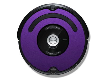 iDress Purple Metallic