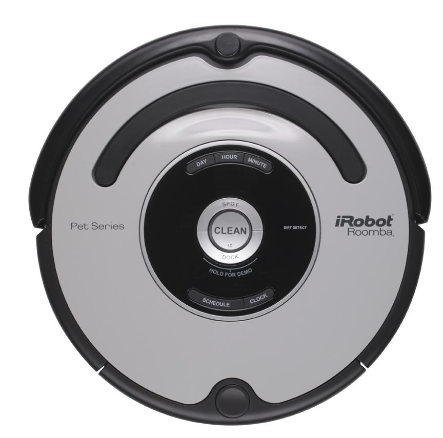 Robotický vysavač iRobot Roomba 564 PET