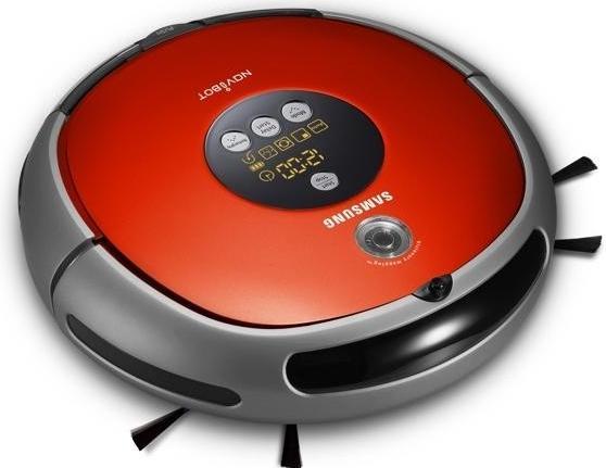 Robotický vysavač Samsung NaviBot VCR 8840
