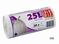Pytle 25L do odpadkových košů se zavazováním