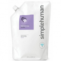 Simplehuman pěnové mýdlo levandule - 828 ml
