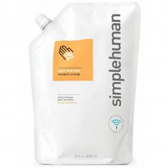 Simplehuman pěnové mýdlo mandarinka - 828 ml