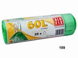 Pytle 60L do odpadkových košů se zatahovací páskou