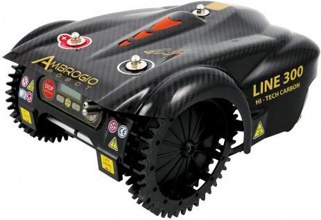 Robotická sekačka Ambrogio L300 Carbon