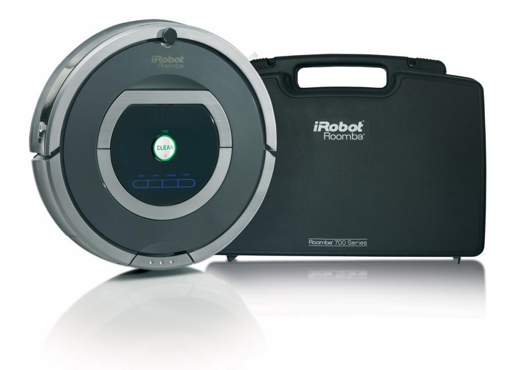 Robotický vysavač iRobot Roomba 780 Plus
