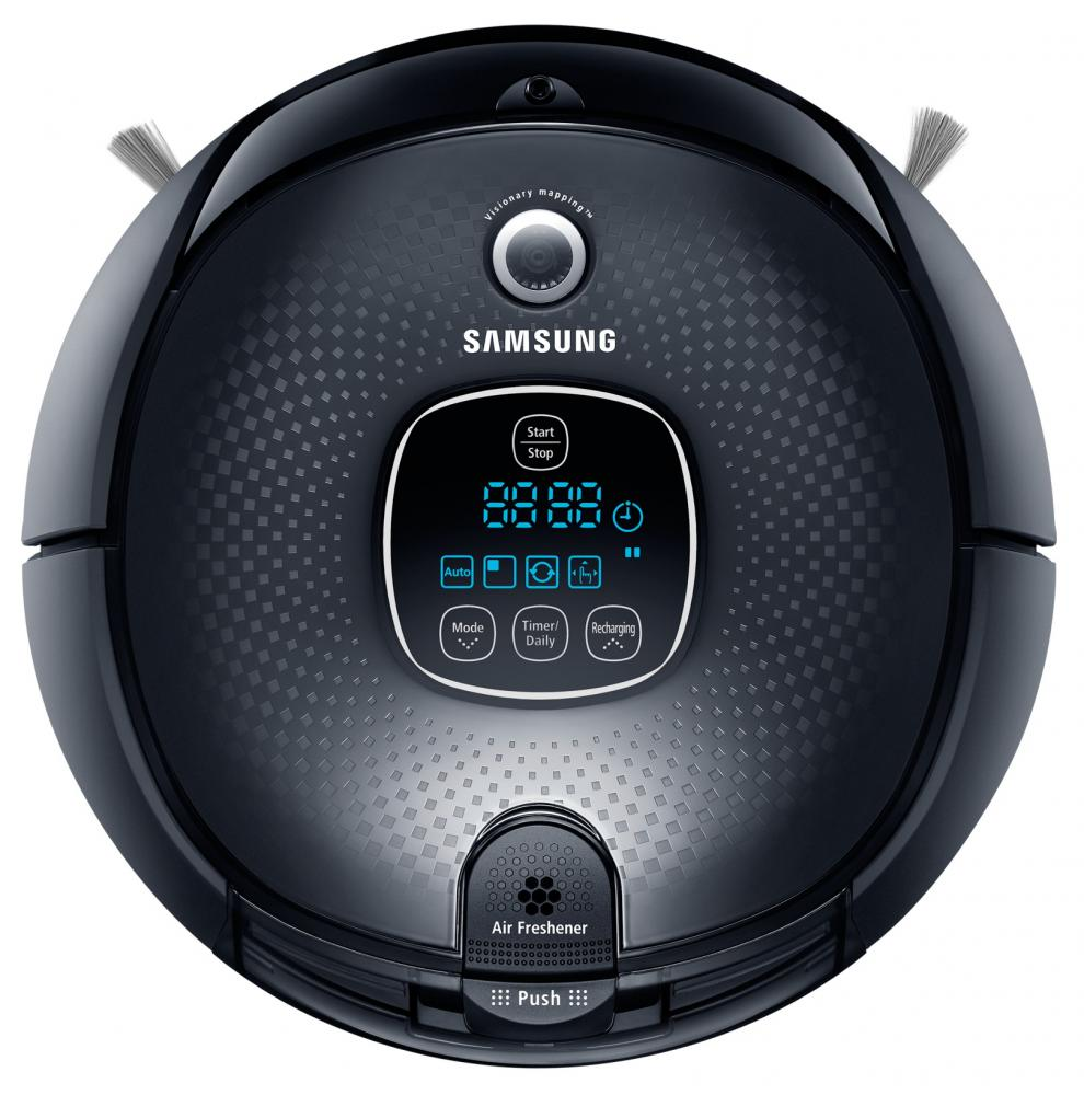 Robotický vysavač Samsung NaviBot SR 8F50