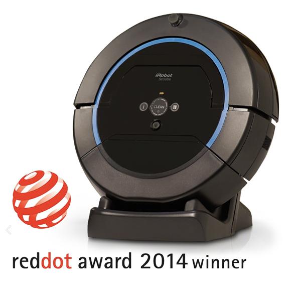 Robotický vytírač iRobot Scooba 450