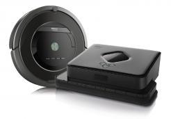 iRobot Roomba 880 + Braava 380