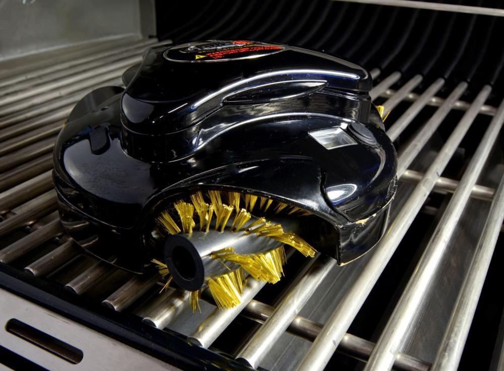 grillbot černý