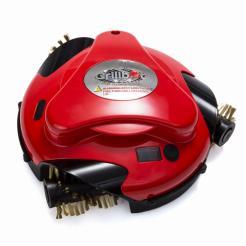 Grillbot Red - robotický čistič grilů