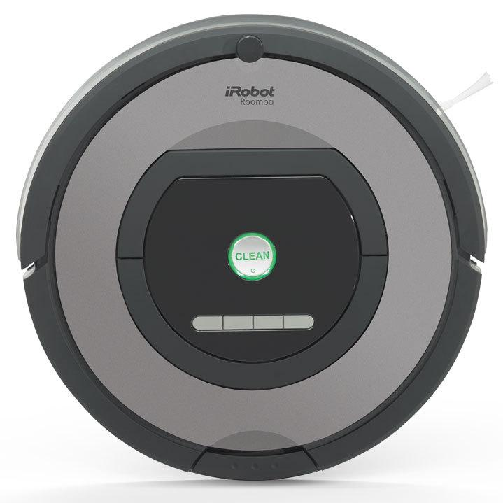 Robotický vysavač iRobot Roomba 774