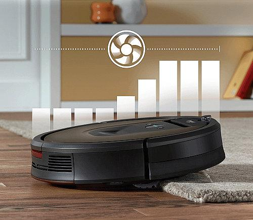 roomba 980 carpet boost