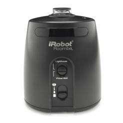 Virtuální stěna s majákem Black iRobot Roomba
