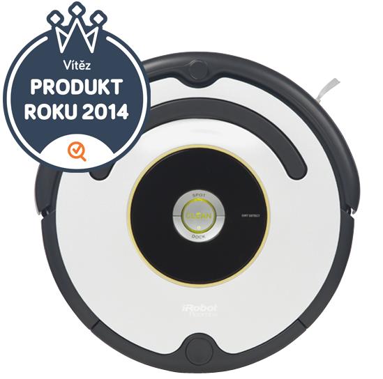 Robotický vysavač iRobot Roomba 620