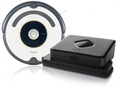 iRobot Roomba 621 + Braava 380