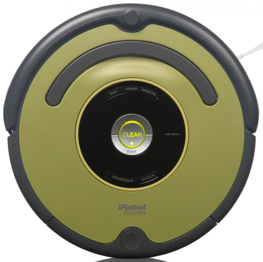 Robotický vysavač iRobot Roomba 660