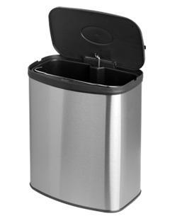 Bezdotykový koš  Helpmation MINI 8 litrů  (GYT 8-1A)